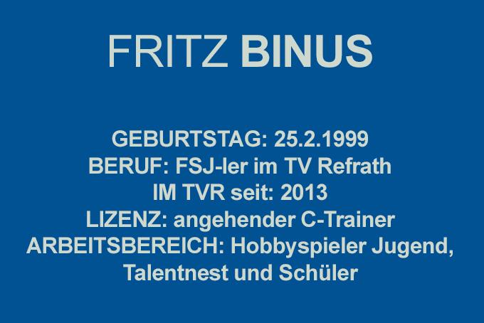 Fritz-binus