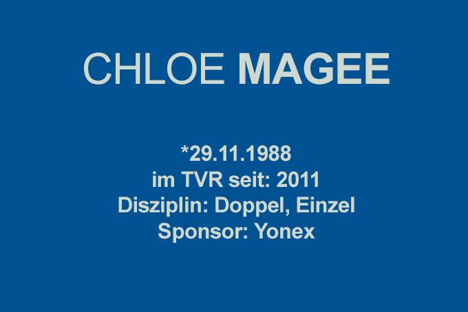 Chloe-Magee