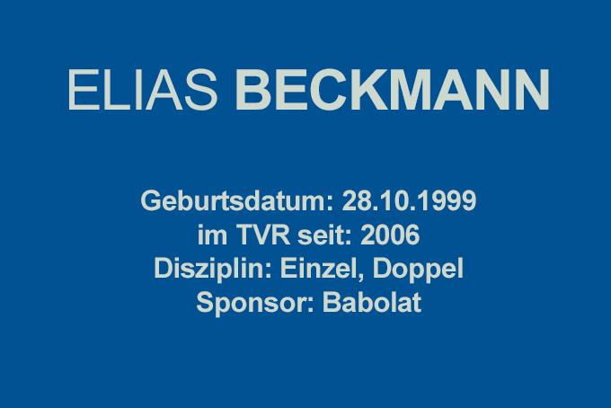 Elias-Beckmann
