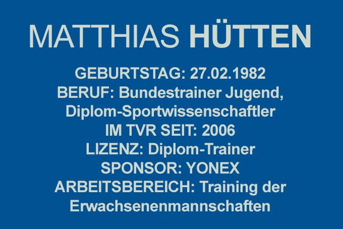 hütten-info