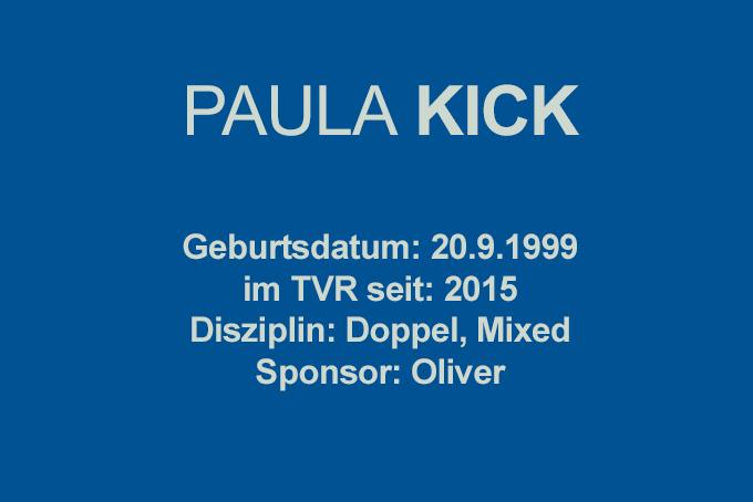 Paula-Kick