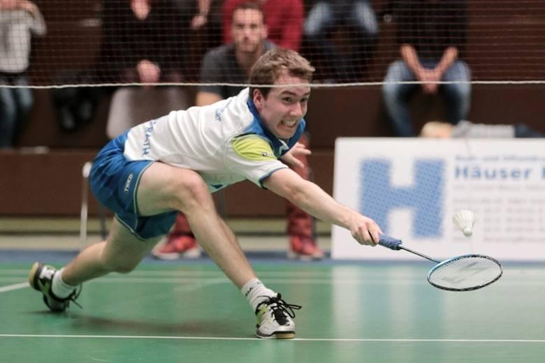 sport Badminton BundesligaTV RefrathLars Schaenzler