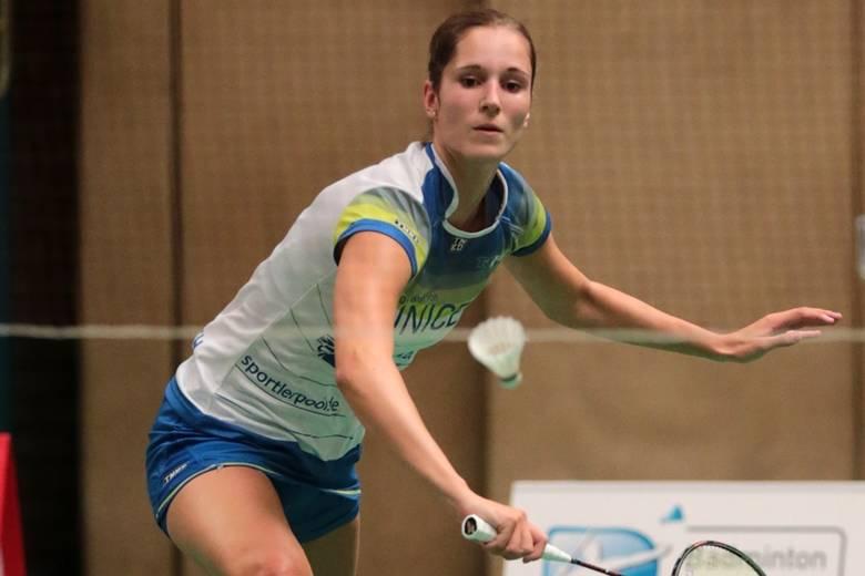 sport Badminton BundesligaTV RefrathCarla Nelte