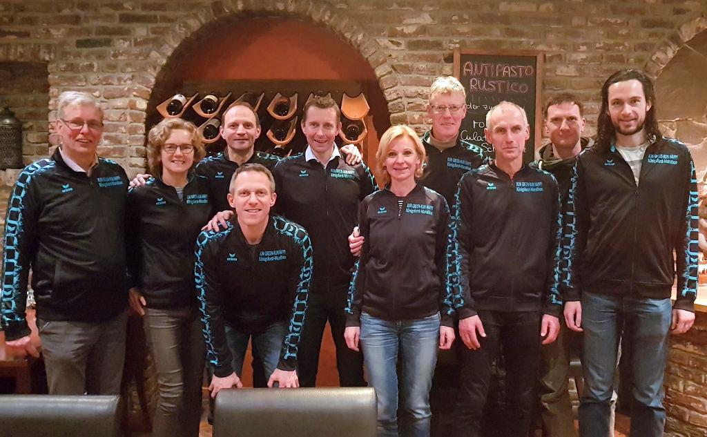 Teamleiter - TV Refrath running team