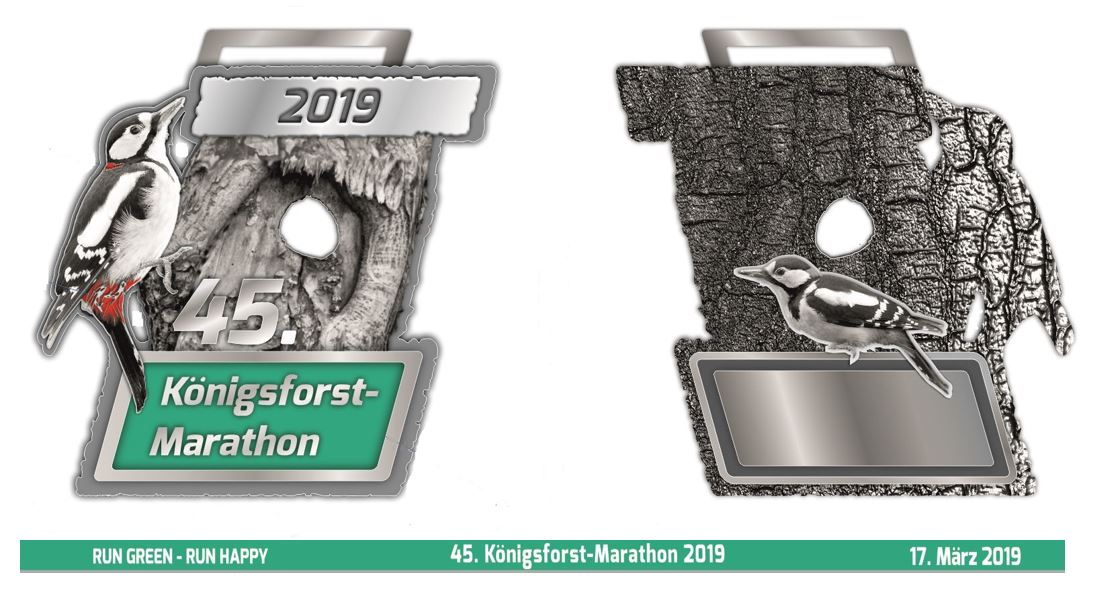 45. Königsforst-Marathon – die heiße Phase hat begonnen