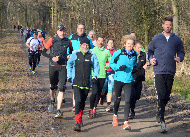 Köfo-M 2019 - meet and run - unterwegs 1