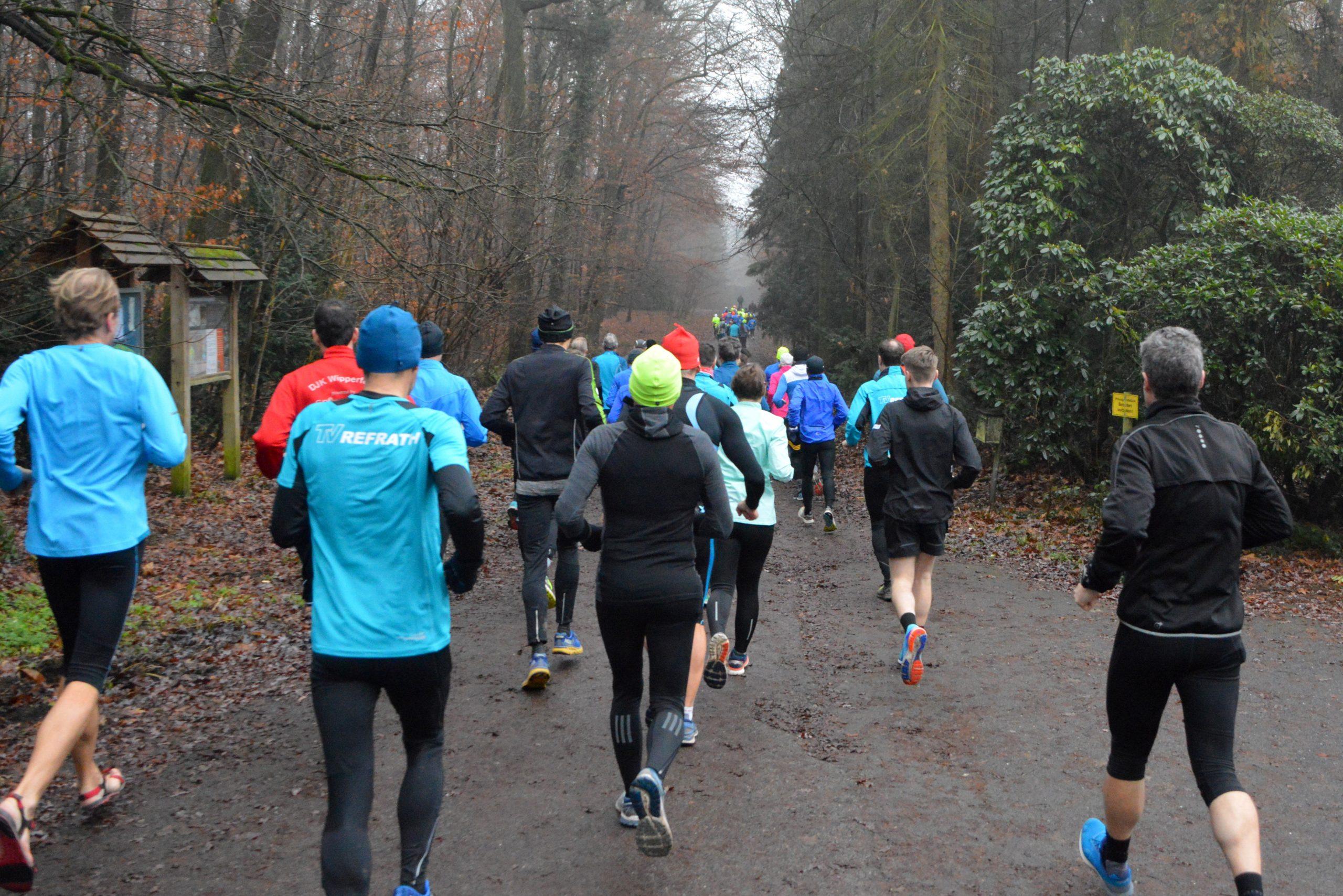 Einladung zum Königsforst-Marathon-Trainingslauf