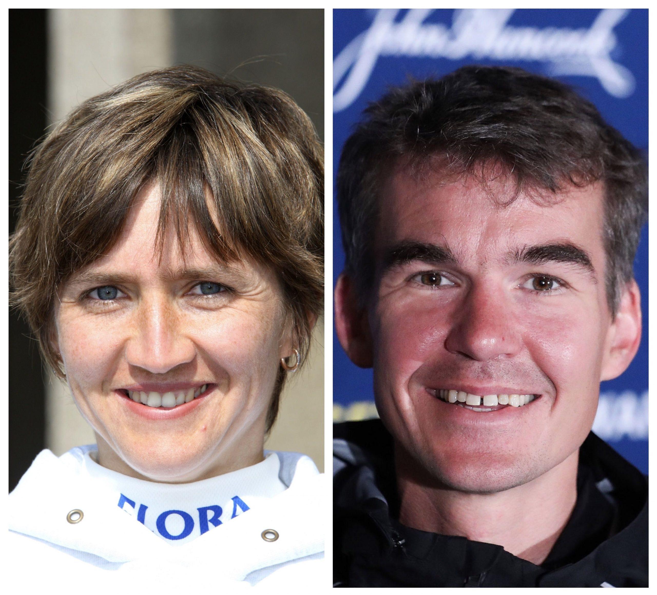 Deutschlands Marathon-Rekordler Arne Gabius und Irina Mikitenko  unterstützen Petition Save the Events – Rettet unsere Läufe