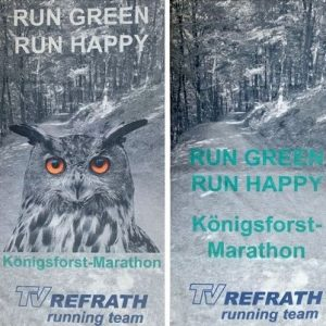 Königsforst Marathon Multifunktionstuch