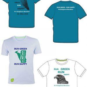 Königsforst Marathon Shirts