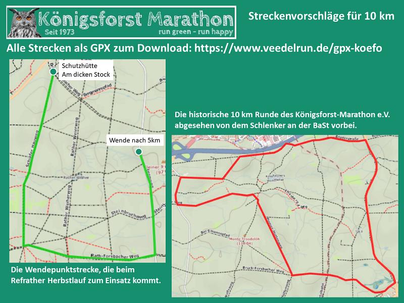 Königsforst Marathon