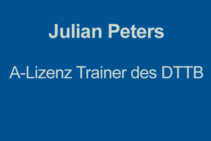 Julian-Peters-TV-Refrath-Tischtennis-Trainer