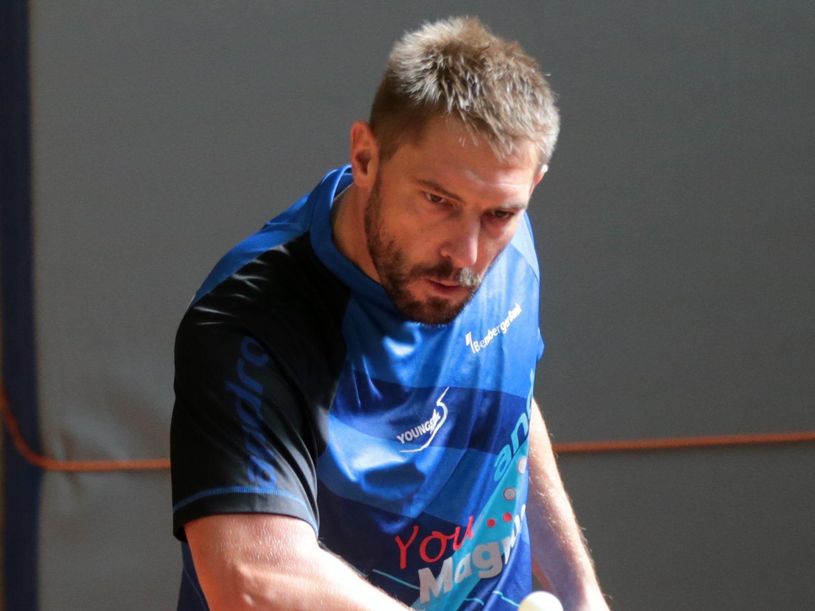 sport Tisch Tennis NRW LigaTV Refrath Thorsten Brig