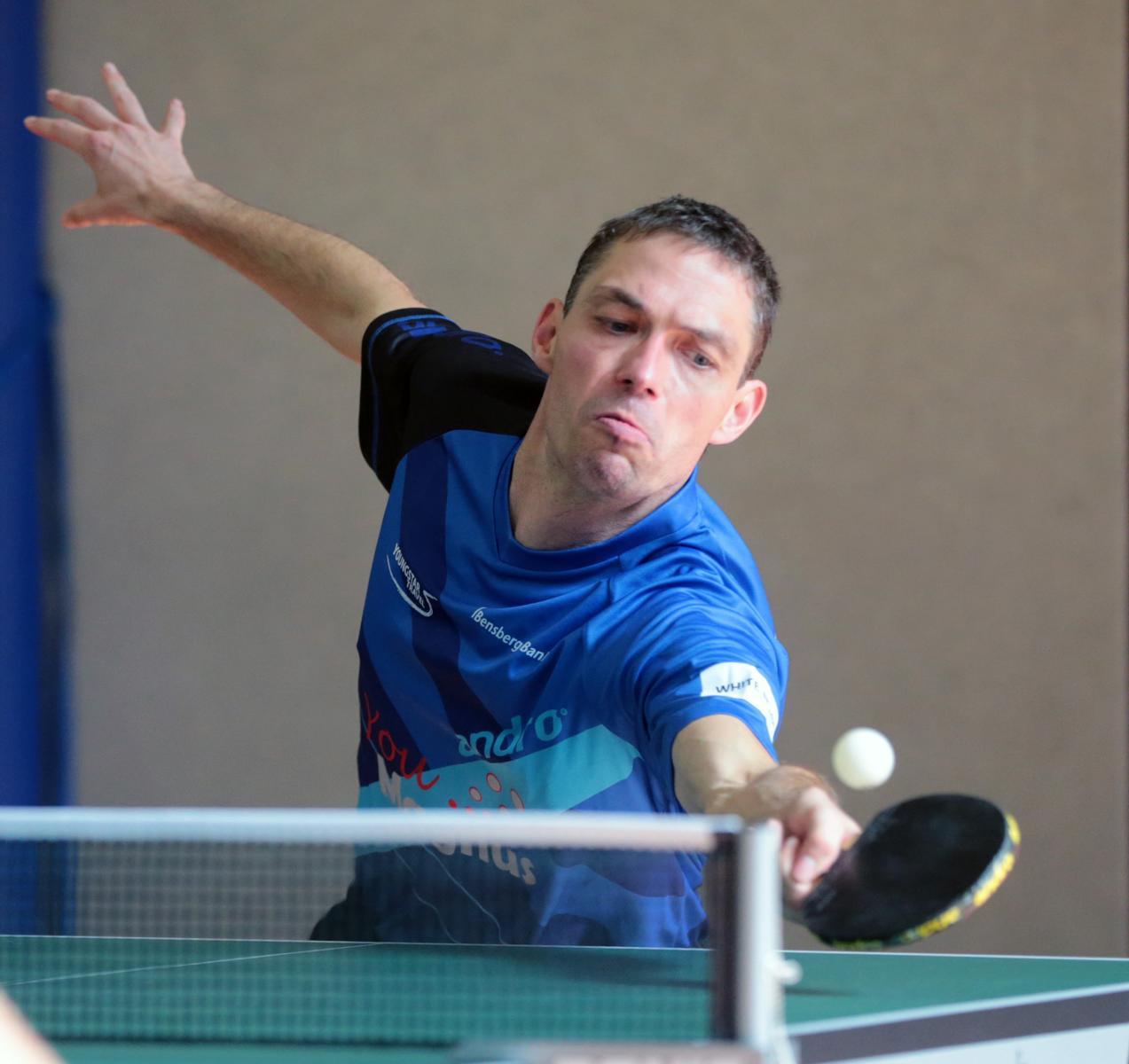 sport Tisch Tennis NRW LigaTV Refrath David Pfabe