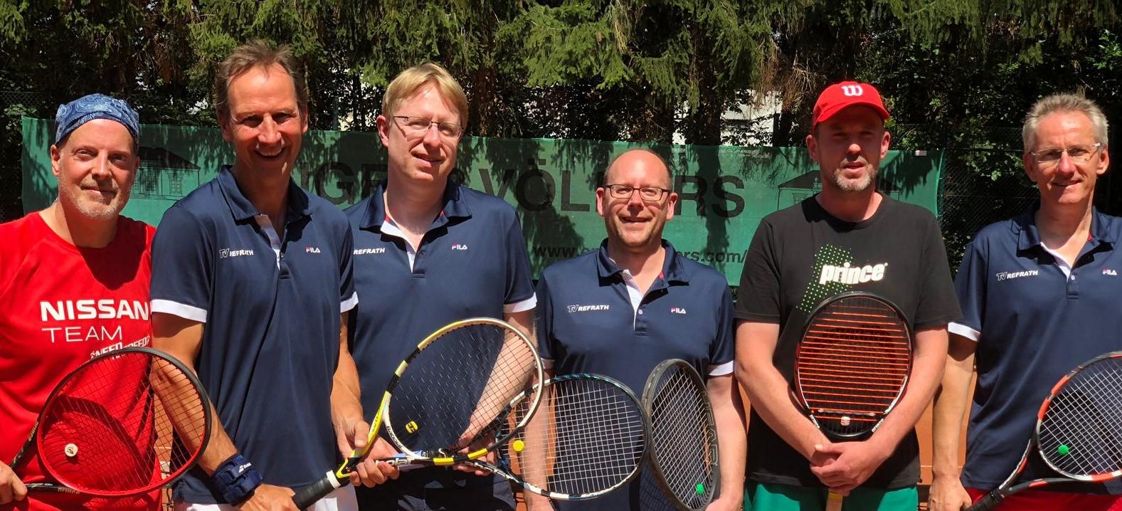 Tennis TV Refrath Herren 40