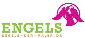 ENGELS-der Maler Logo